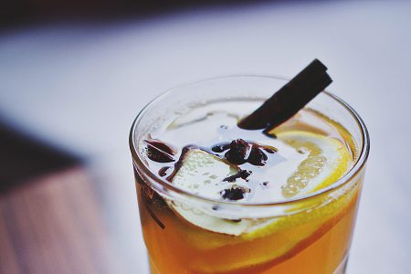Non-alocoholic mulled wine - free stock photo