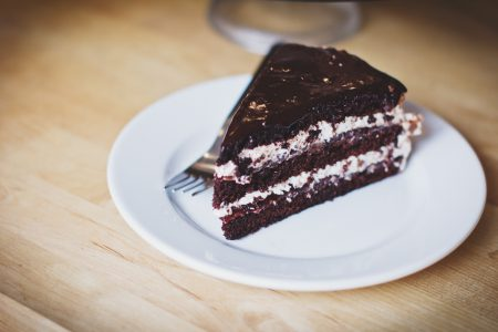 Chocolate cake 2 - free stock photo