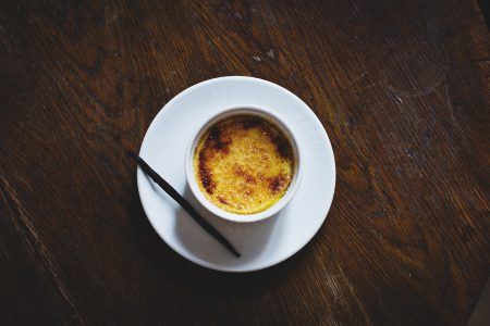 Creme brulee 4 - free stock photo