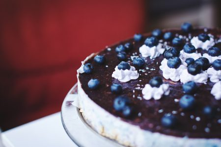 Cold cheesecake - free stock photo