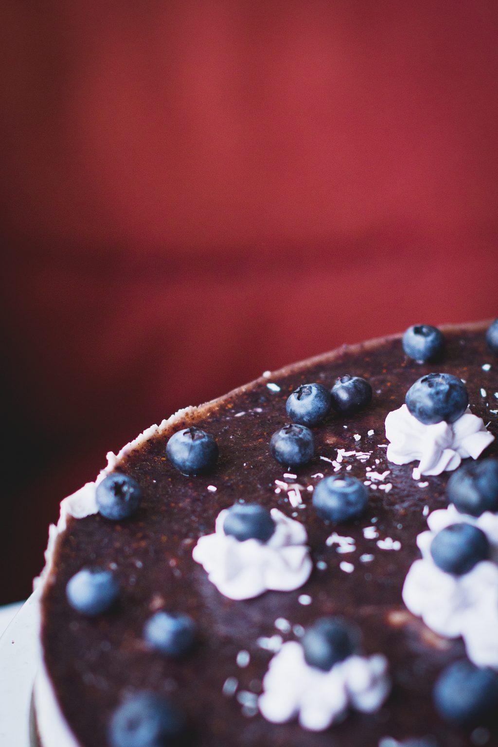Cold cheesecake 2 - free stock photo