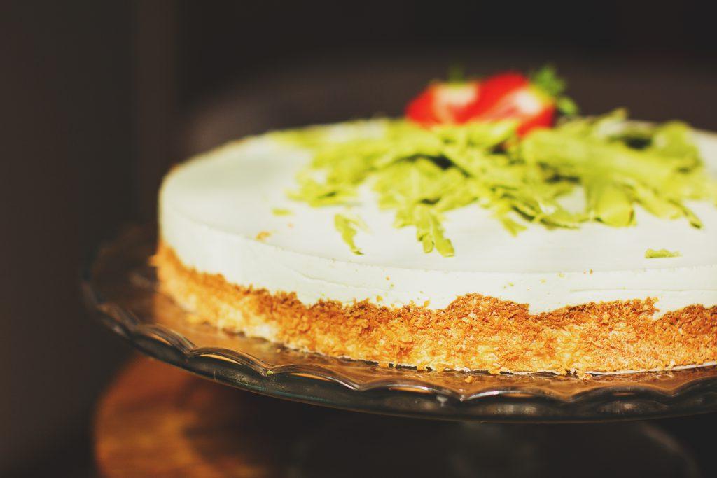 Cheesecake - free stock photo