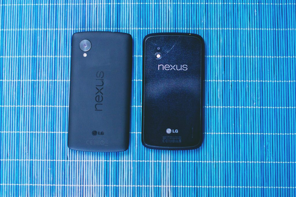 Nexus 4 & 5 - free stock photo
