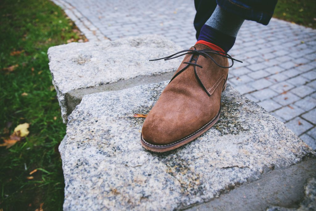 Loake shoe - free stock photo