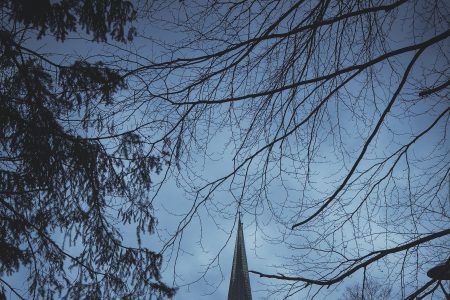 Catholic church in Olsztyn - free stock photo