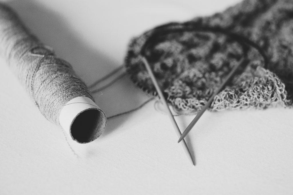 Knitting - free stock photo