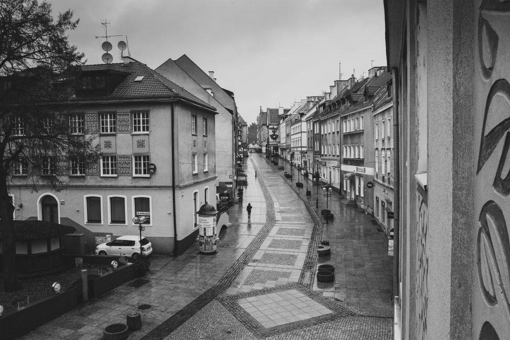 Olsztyn – Old Town - free stock photo