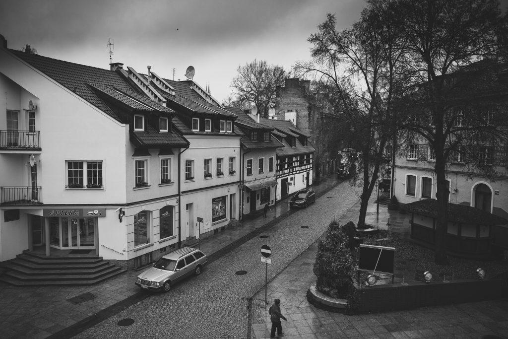 Olsztyn – Old Town 2 - free stock photo