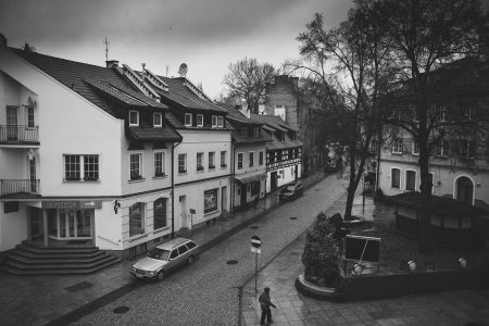 Olsztyn – Old Town 2 - free stock photo