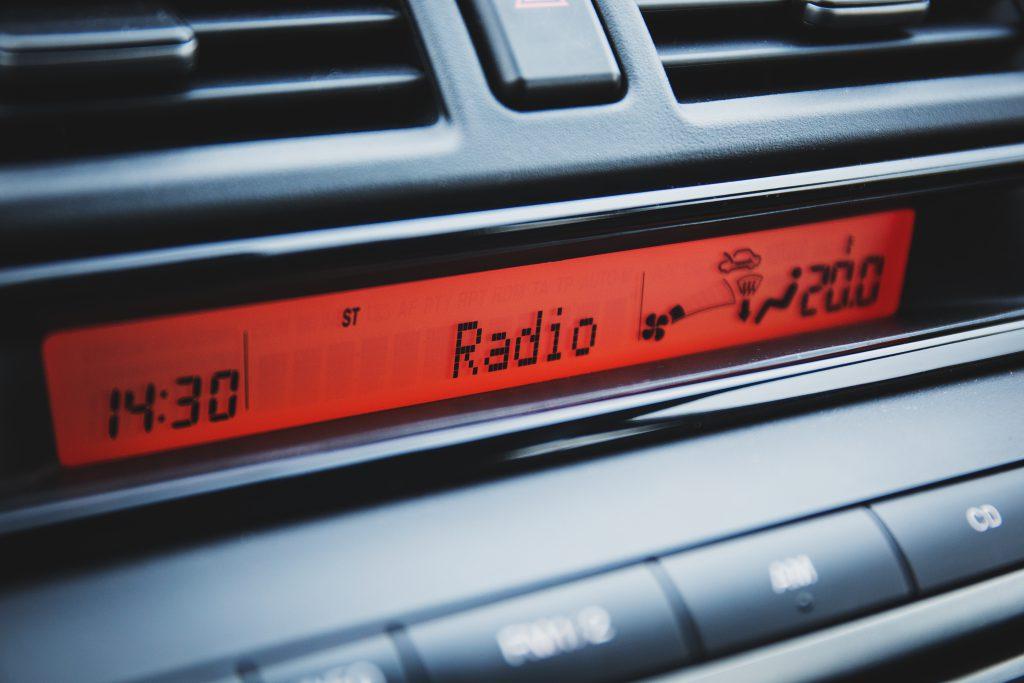 Car audio - free stock photo