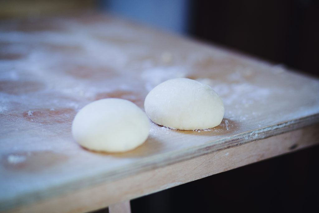 Making donuts - free stock photo