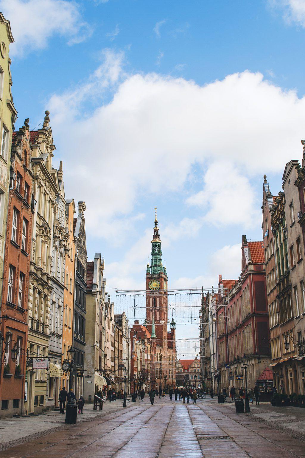 Gdańsk - free stock photo