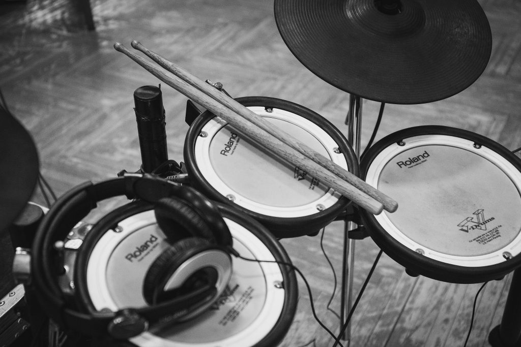 Play the drums - free stock photo
