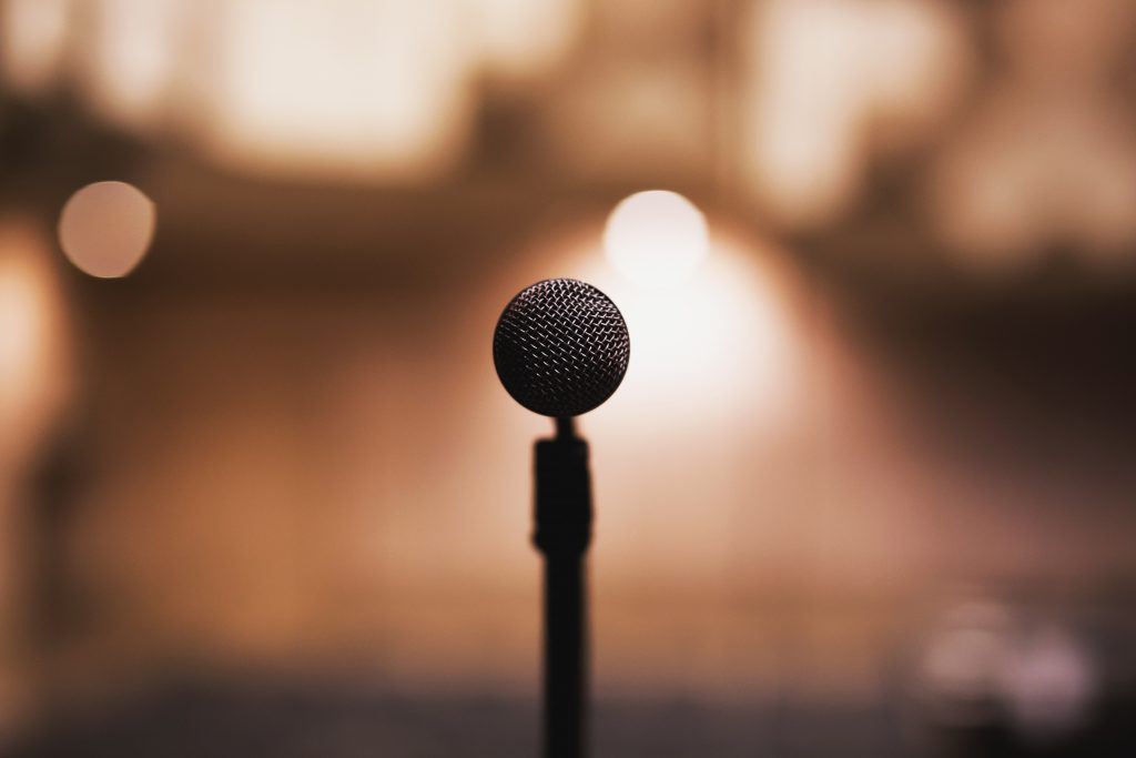 Microphone - free stock photo