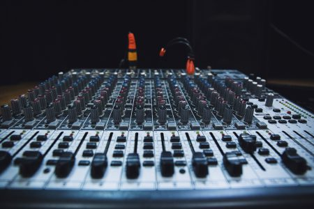 Mixer - free stock photo