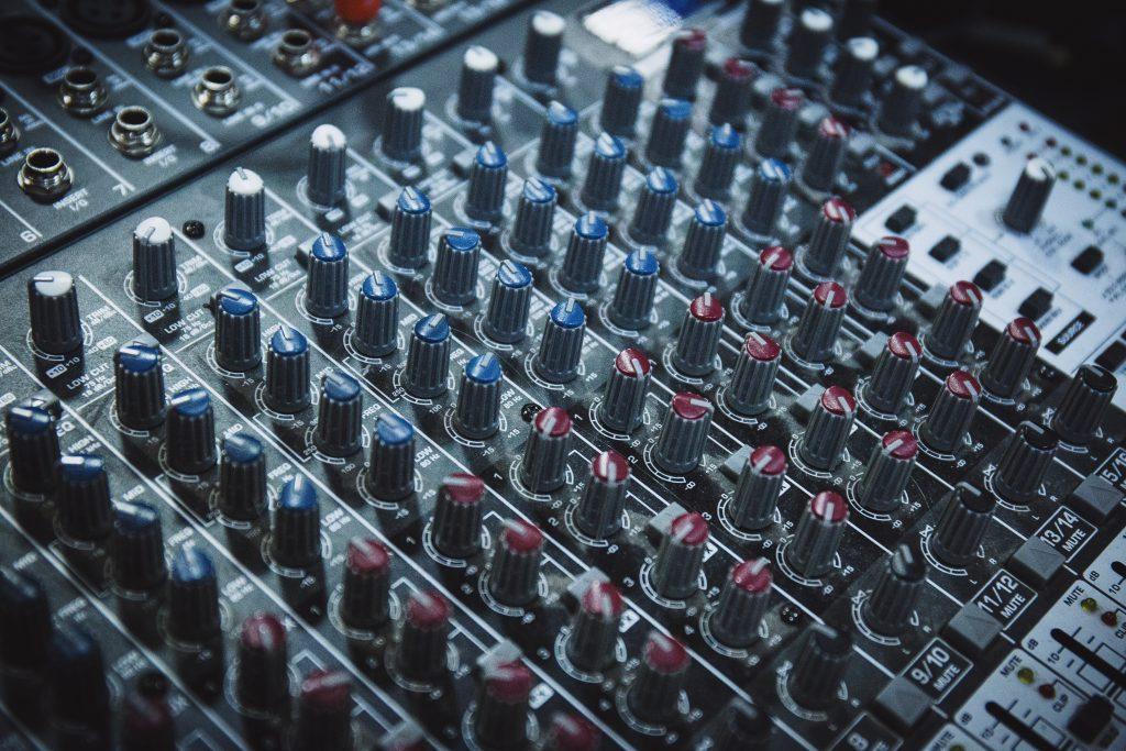 Mixer 4 - free stock photo
