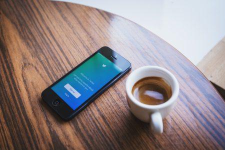 Twitter app 2 - free stock photo