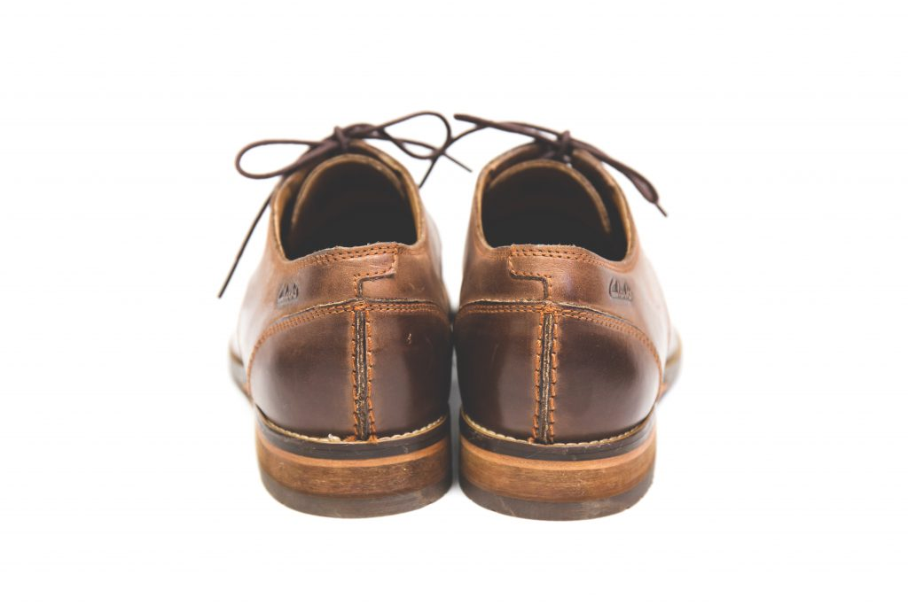 Clarks shoes 3 - free stock photo