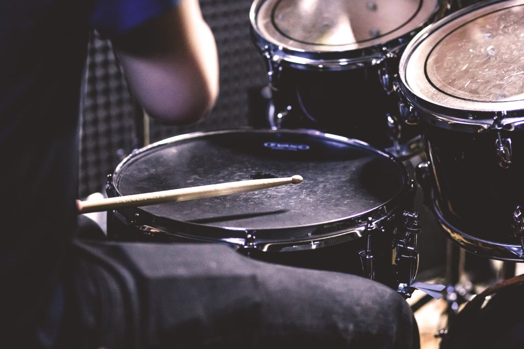 Drummer - free stock photo