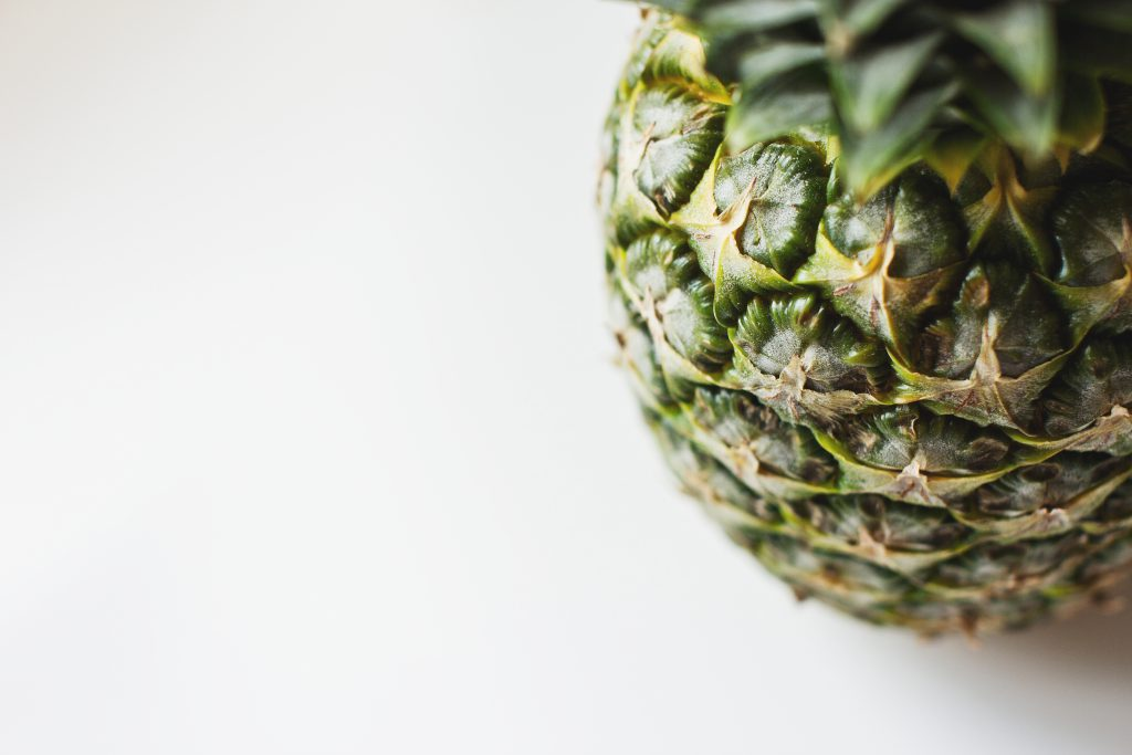 Pineapple - free stock photo