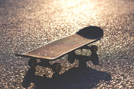 Skateboard 2 - free stock photo