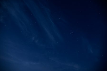 Nightsky 2 - free stock photo
