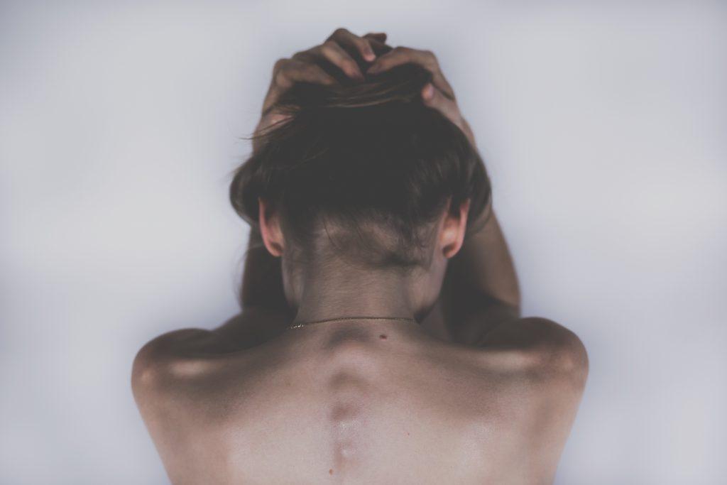 Skin and bones - free stock photo