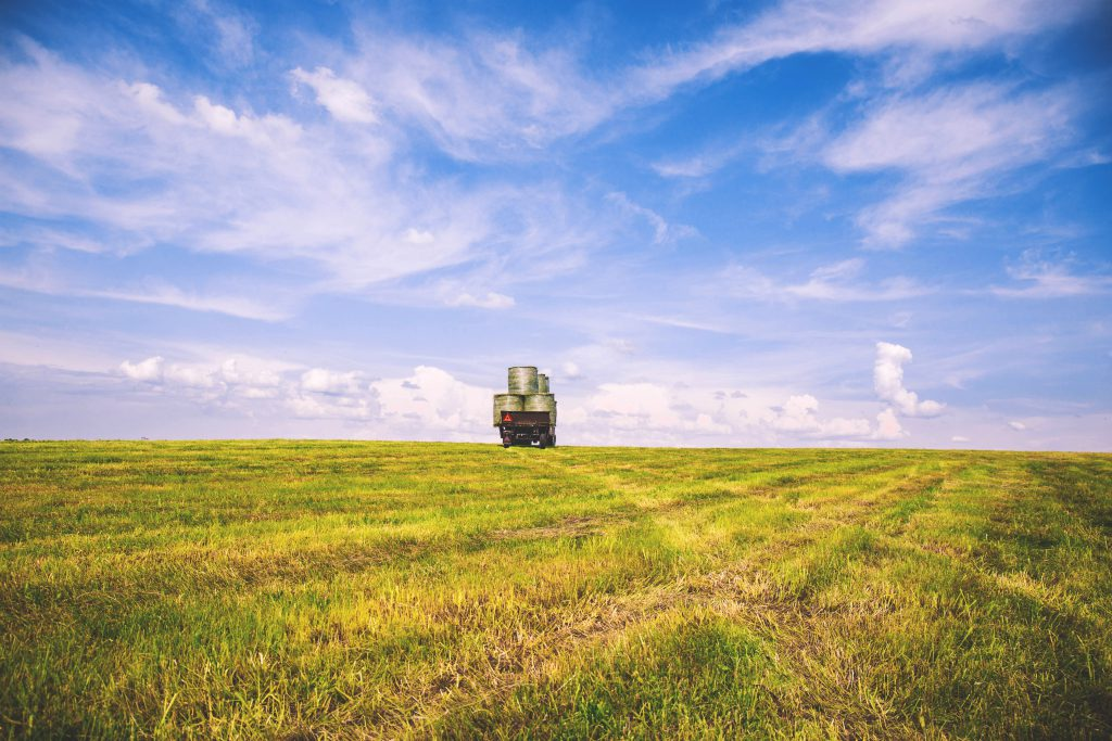 Work in the field - free stock photo