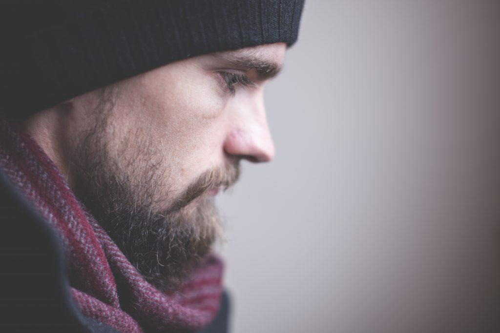 Bearded man - free stock photo