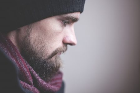 Bearded man - free stock photo