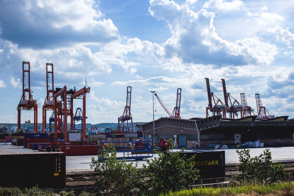 Port of Gdynia - free stock photo