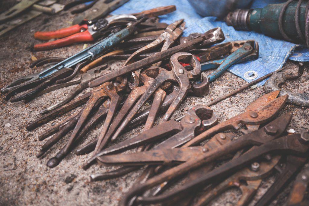 Tools 2 - free stock photo