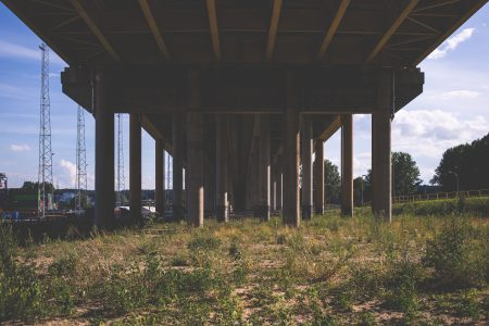 Under the overpass 2 - free stock photo