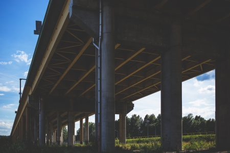Under the overpass 3 - free stock photo