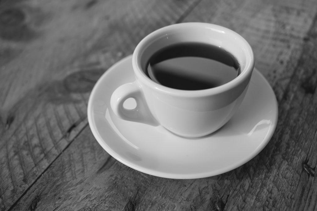 Black coffee - free stock photo