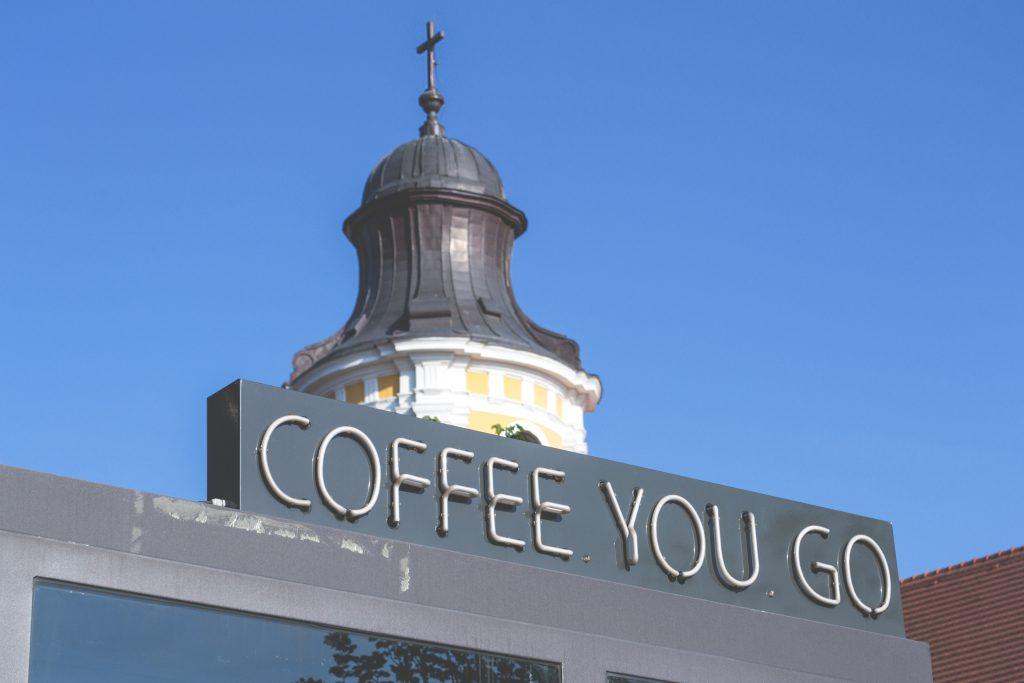 Coffee, you, go - free stock photo
