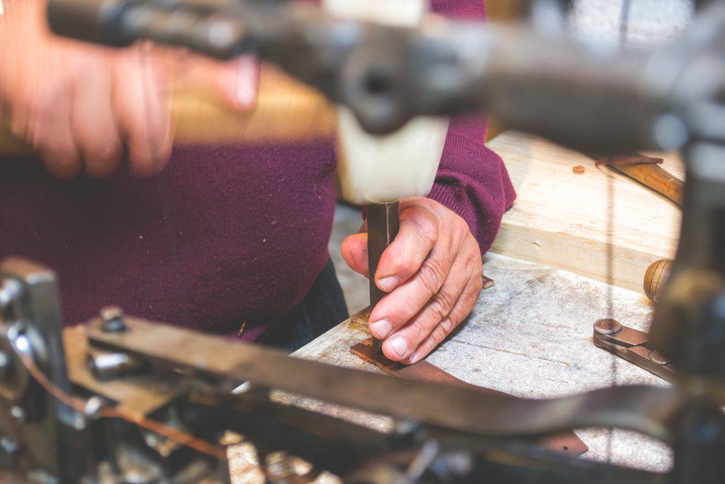 Leathersmith - free stock photo