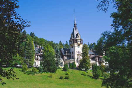 Peleș Castle 2 - free stock photo