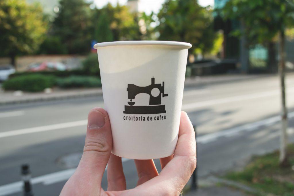 Takeaway coffee cup - free stock photo