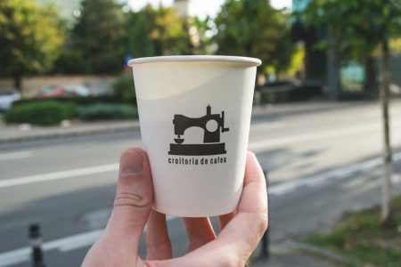 Takeaway coffee cup - free stock photo