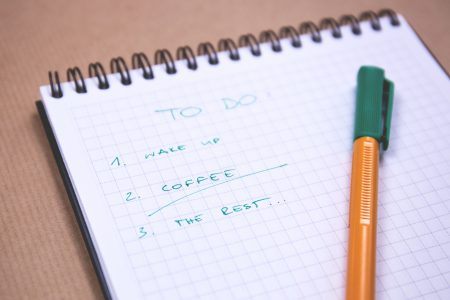 To do list - free stock photo