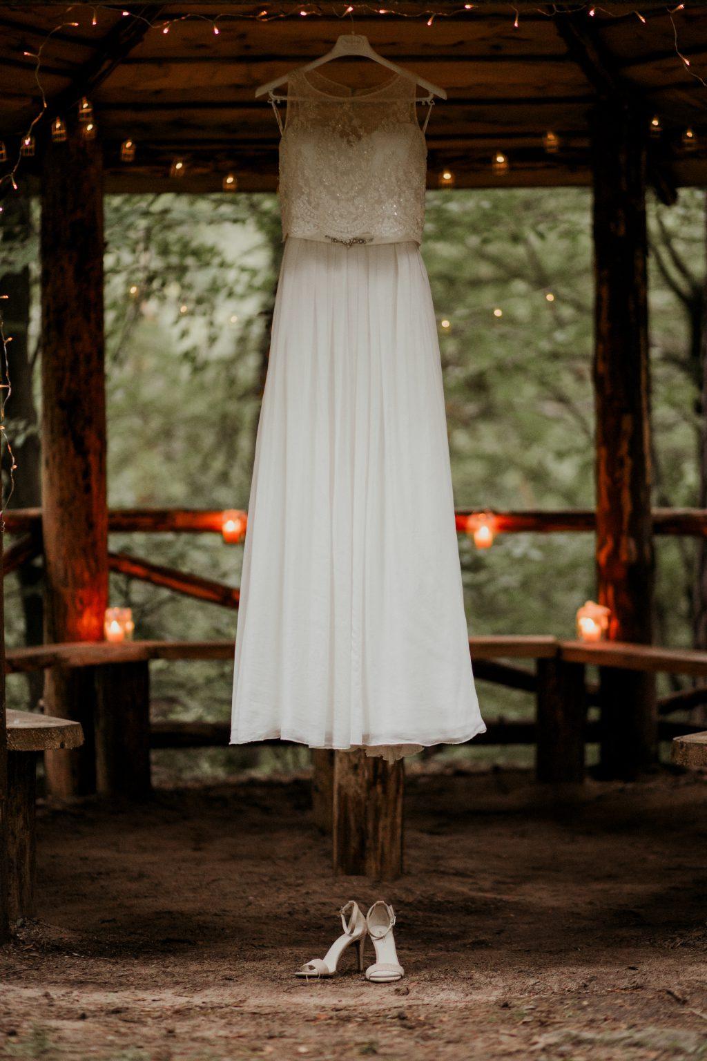 Wedding dress - free stock photo