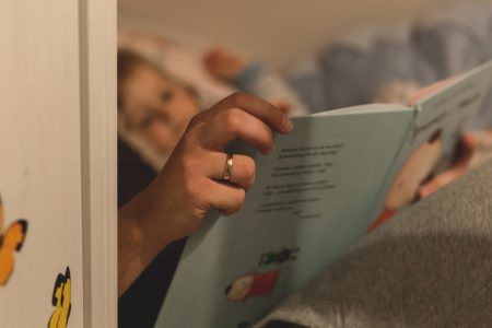 Bedtime stories 2 - free stock photo