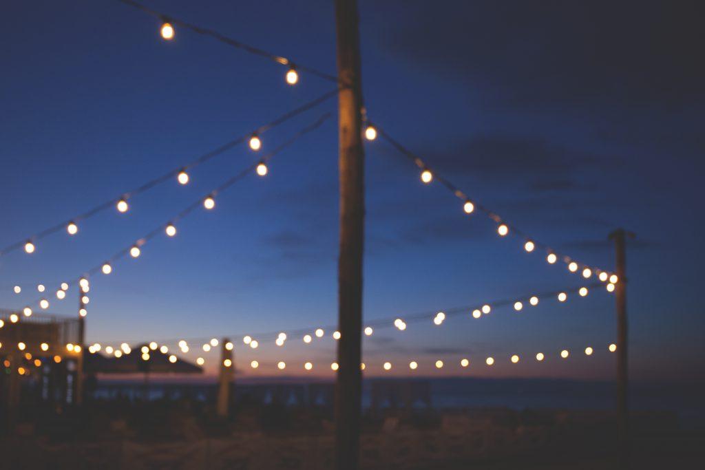 Light bulb decoration - free stock photo