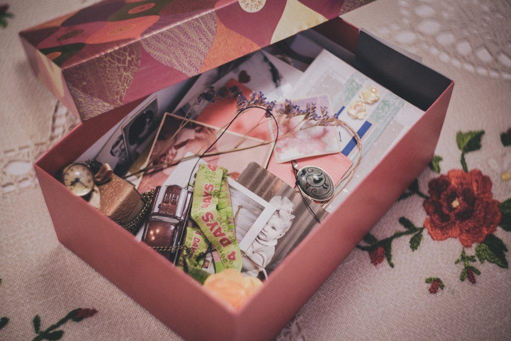 Memory box 2 - free stock photo