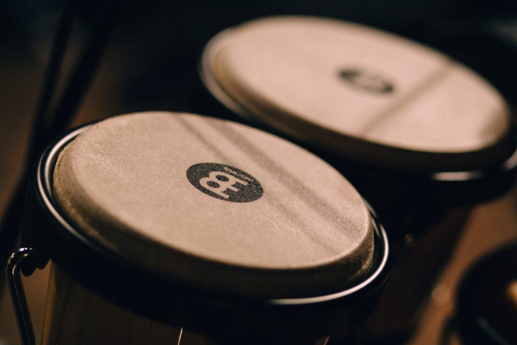 Bongo drums - free stock photo