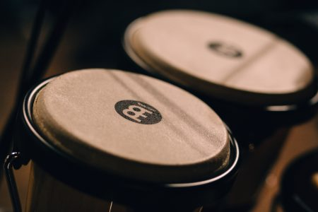 Bongo drums - free stock photo