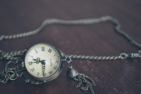 Watch necklace - free stock photo