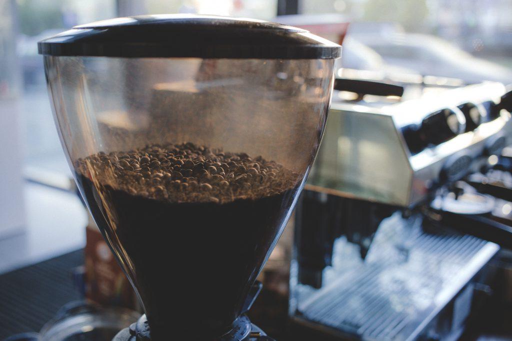 Coffee grinder - free stock photo