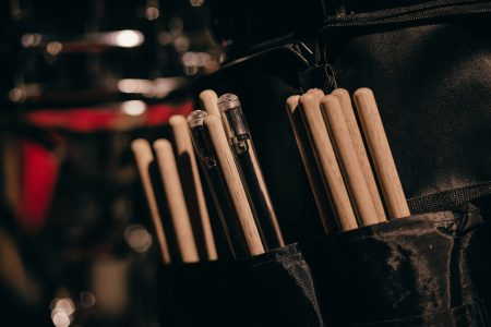 Drum sticks - free stock photo